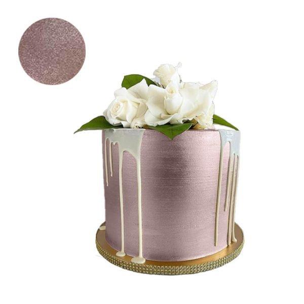Light Rose Gold Highlighter Dust
