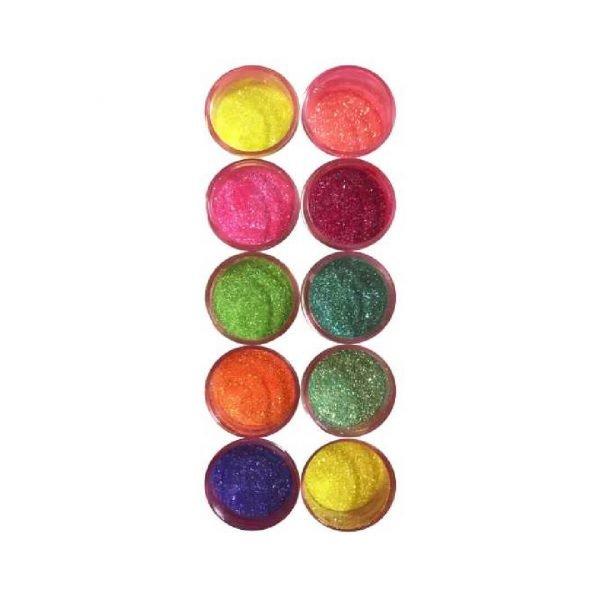 Party Color Set 10 colors Disco Cake®