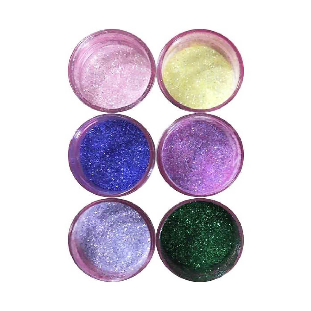 Peony Flower Color Set 6 colors Disco Cake®