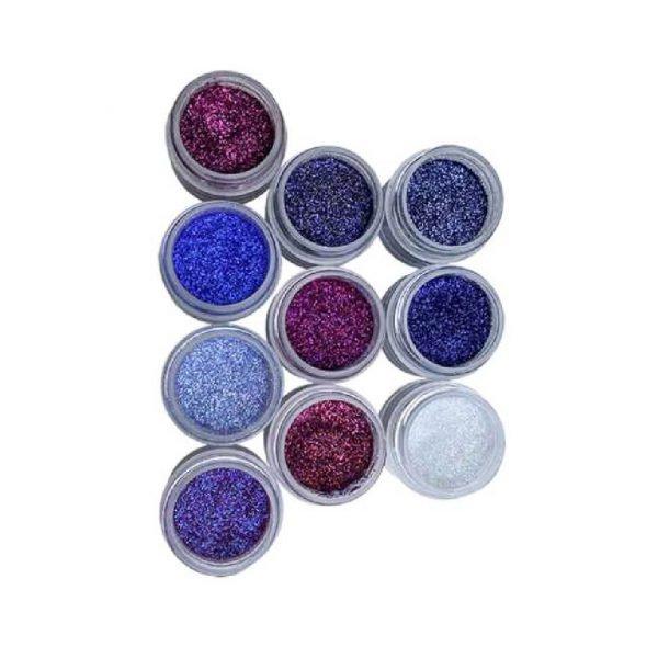 Purple Color Set 10 colors Disco Cake®