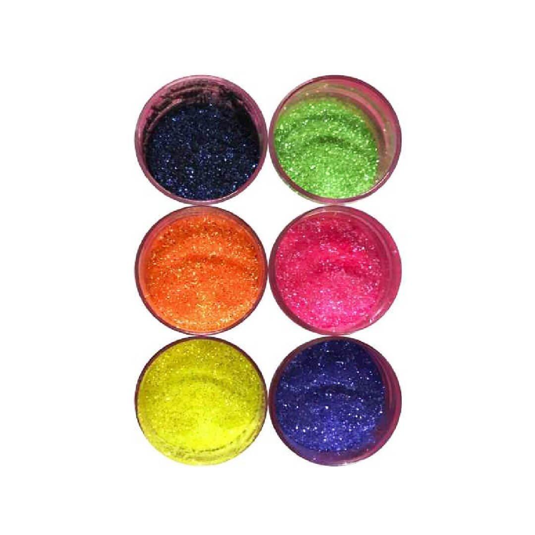 Radiant Vivid Color Set 6 colors Disco Cake®