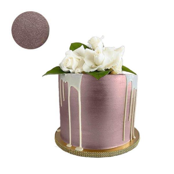 Rose Gold Highlighter Dust