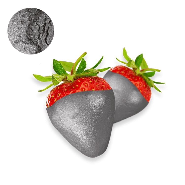 Silver Grey Glint Dust