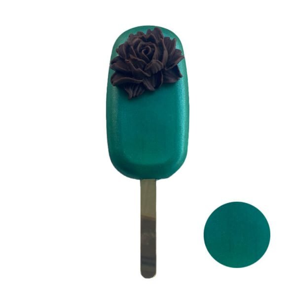 Teal Glossy Dust