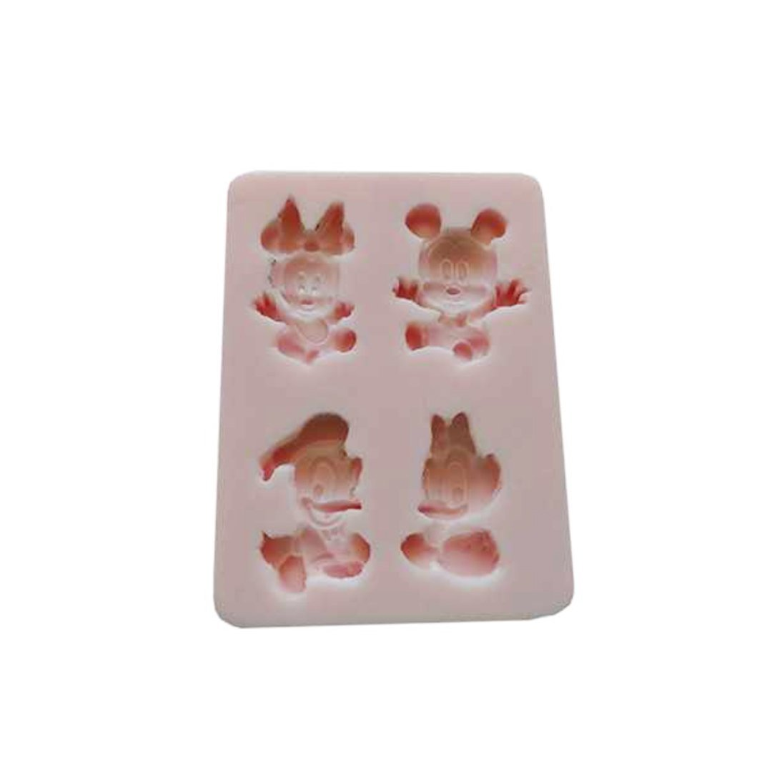 Disney Babies Mickey Mouse silicone mold