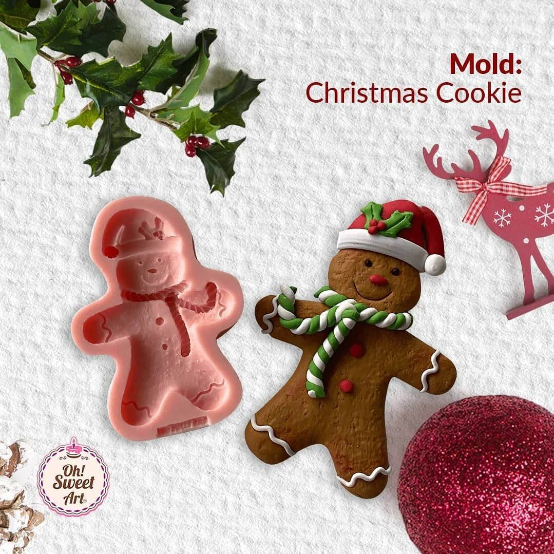 Best Christmas decorating figures for cookies