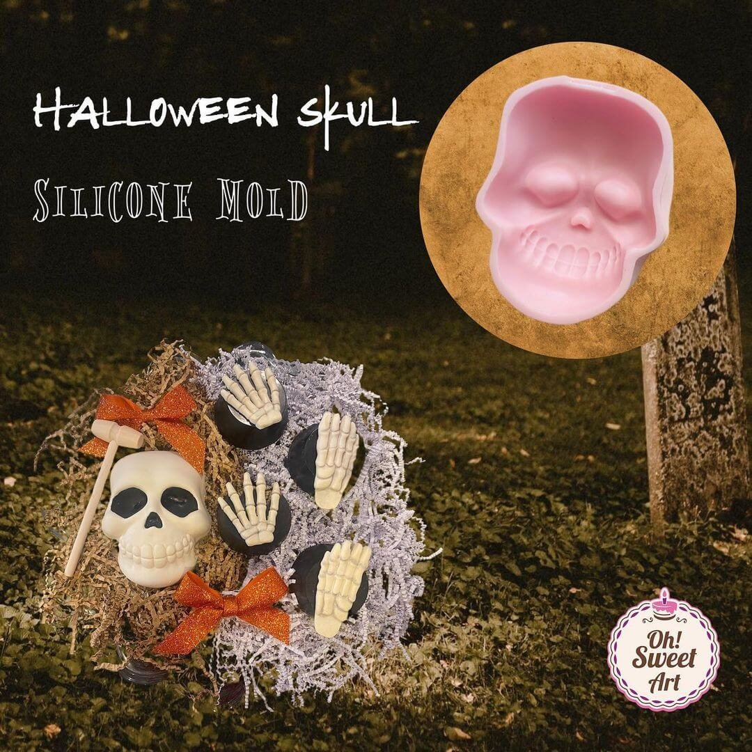Best Halloween decorating Ideas with handcrafted silicone molds